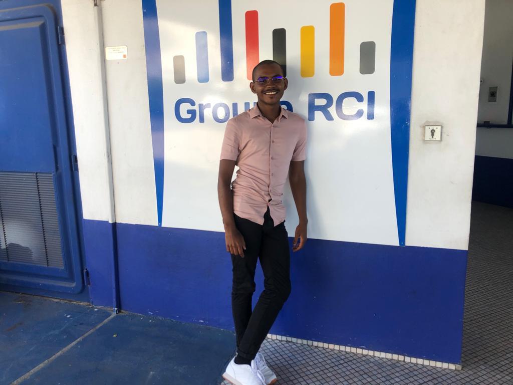 Direction HEC Paris pour le jeune Martiniquais Andy Saint-Aimé