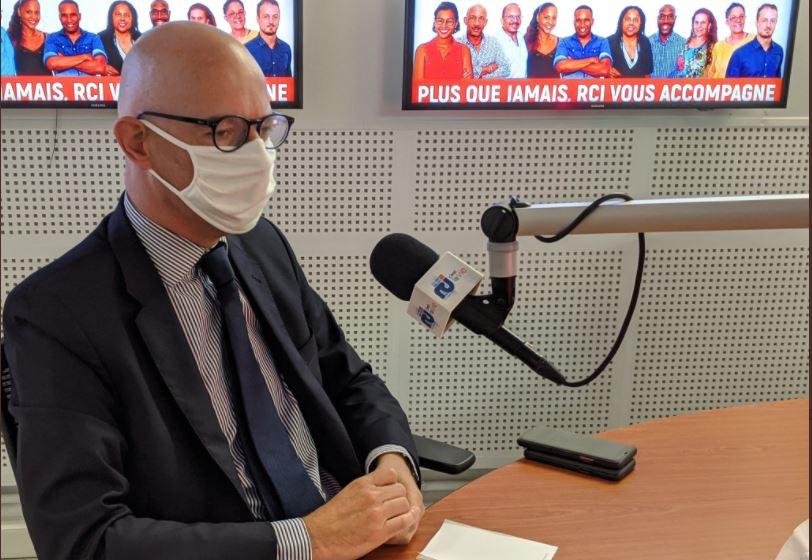 """Covid-19 : """"Notre objectif c'est de ne pas avoir recours au confinement"""", Stanislas Cazelles"""