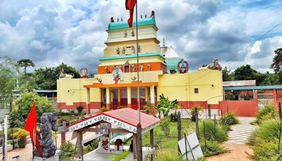 Le prêtre hindou Komla du temple Changy s'est éteint