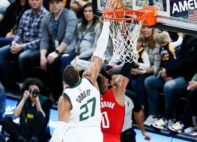 NBA : Rudy Gobert perd son titre de meilleur défenseur de la saison