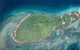 Tensions sur l'îlet la Grotte au Robert