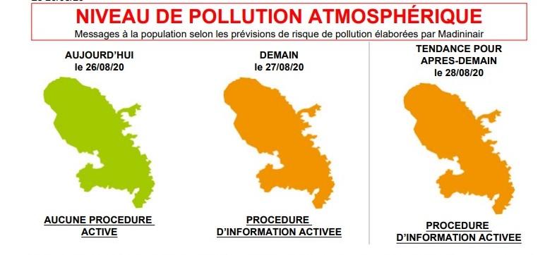 Nouvel épisode de pollution de l'air ce jeudi