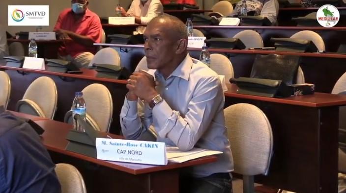 Election SMTVD : fraîchement réélu, Sainte-Rose Cakin met les points sur les « i »