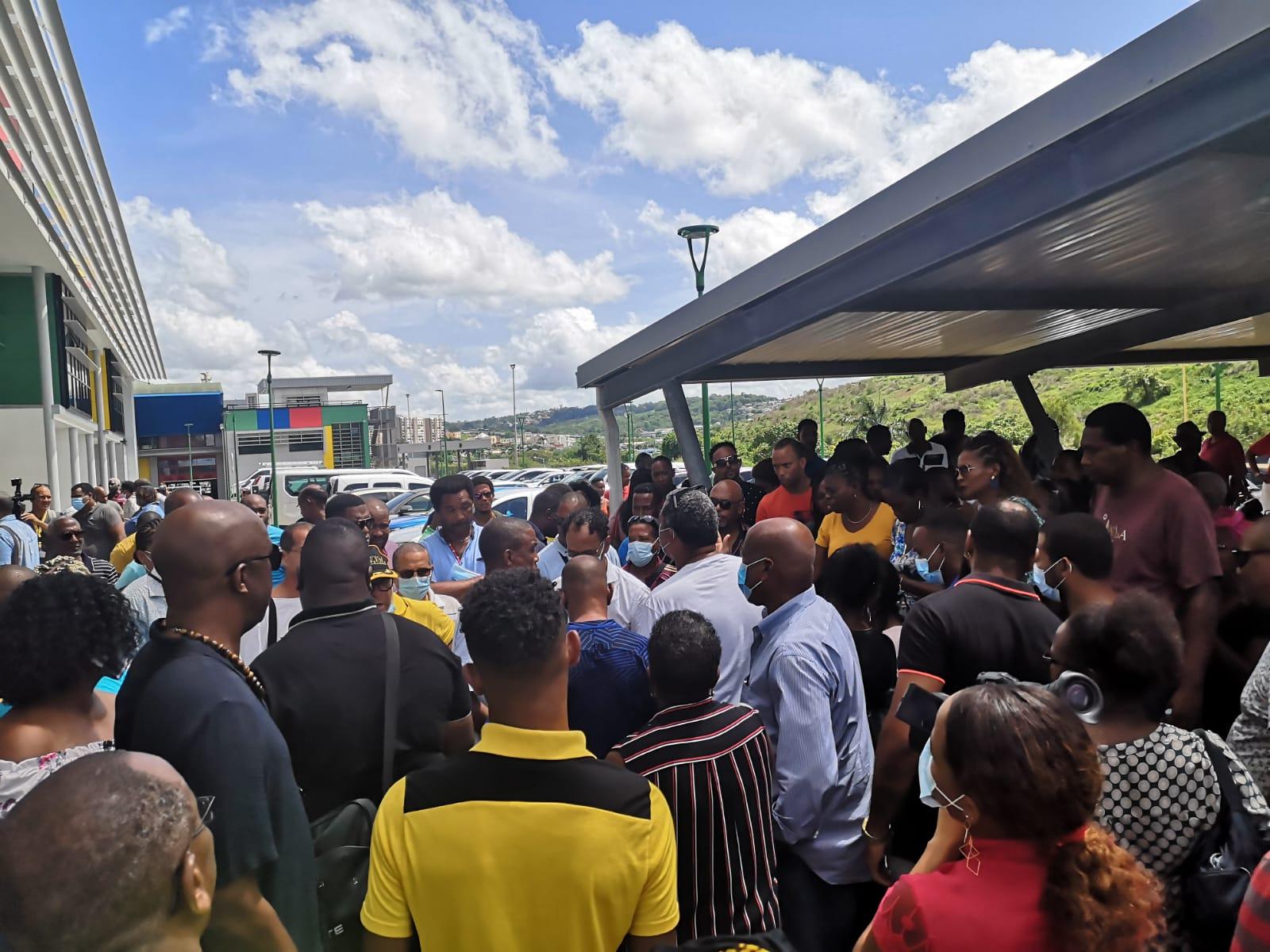 Dialogue difficile entre Martinique Transport et le GME