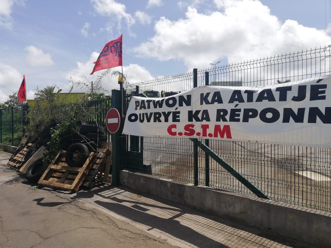 Grève d'une partie des salariés de FISER