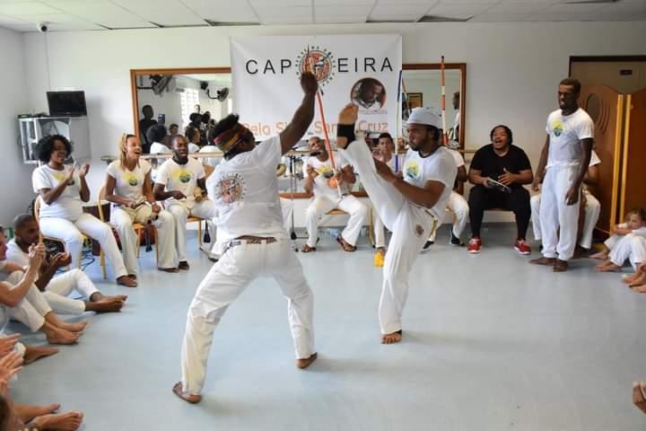 Deux jours d'immersion dans l'univers de la capoeira