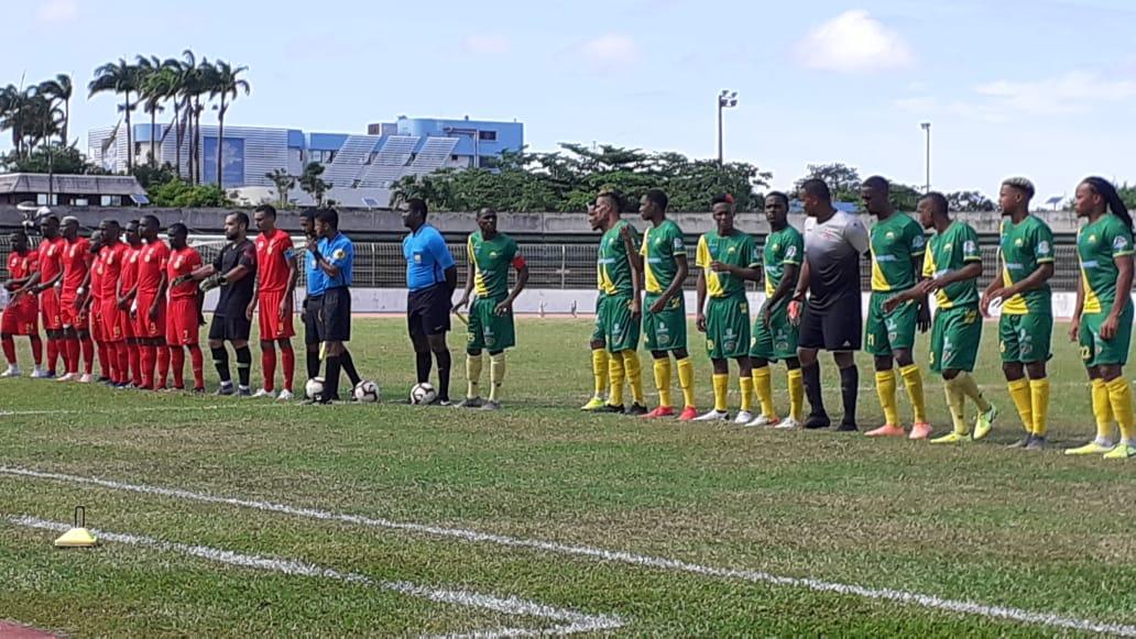 Football : le grand retour de la Régionale 1