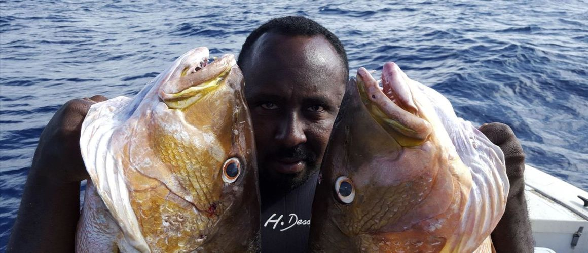 Christophe VALLEJO, obligé de choisir entre son métier de sapeur-pompier  et sa passion pour la pêche ?