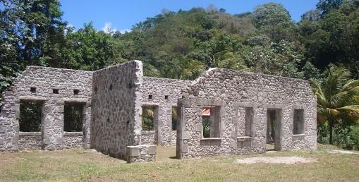 Les vestiges de l'habitation de Fond Moulin valorisés et accessibles au public