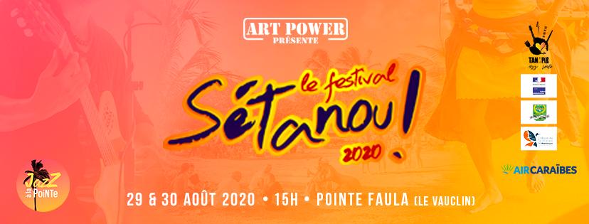 Jazz à la Pointe : le festival « Sé Ta Nou 2020 » clôture les vacances