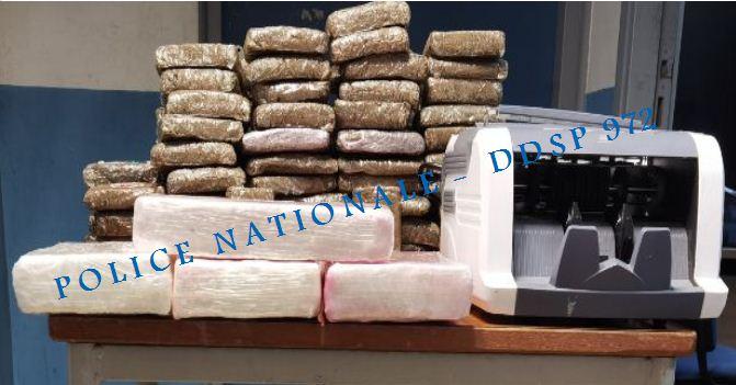Trafic de stupéfiants : deux frères interpellés et saisie de 19 kilos de drogue