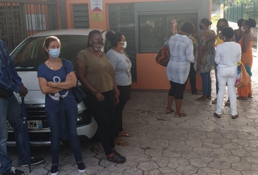 Un cas de Covid- 19 recensé à l'école Eugène Alexis du Gosier, les parents mobilisés
