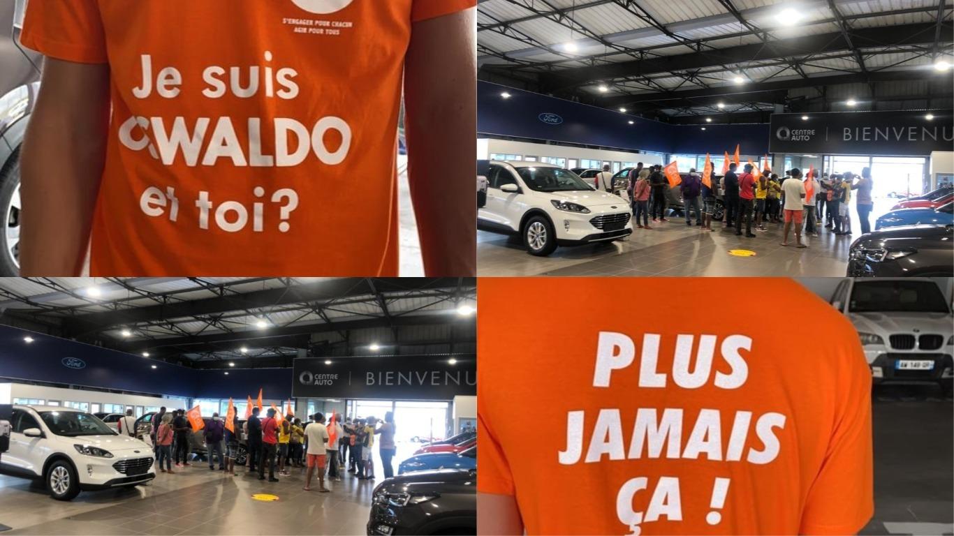 Conflit à Peugeot : l'opération sensibilisation des grévistes