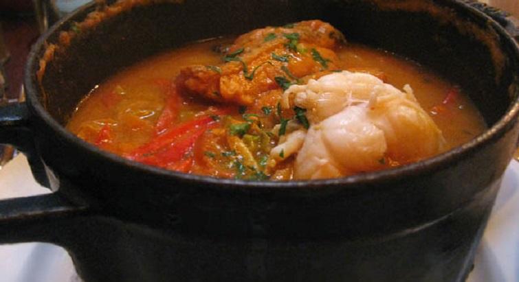 La recette du court-bouillon de poisson de Viviane