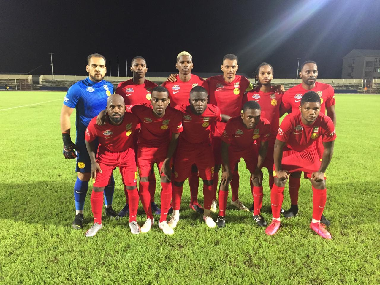 Coupe de Martinique : l'Aiglon corrige le New Club 10 - 0