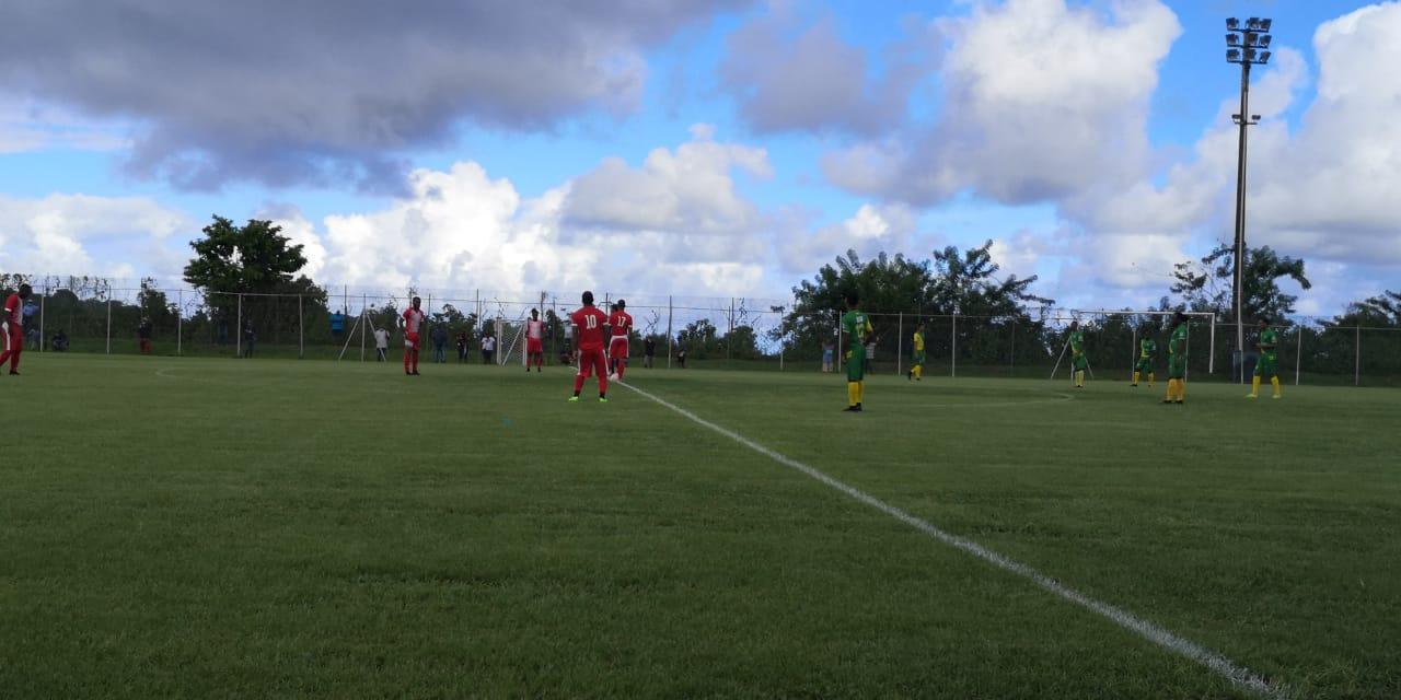 Un sursis pour le football amateur en Martinique