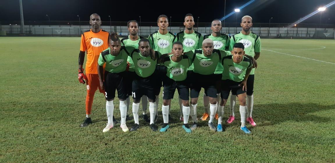 Coupe VyV : le Club Franciscain écarte le Club Colonial