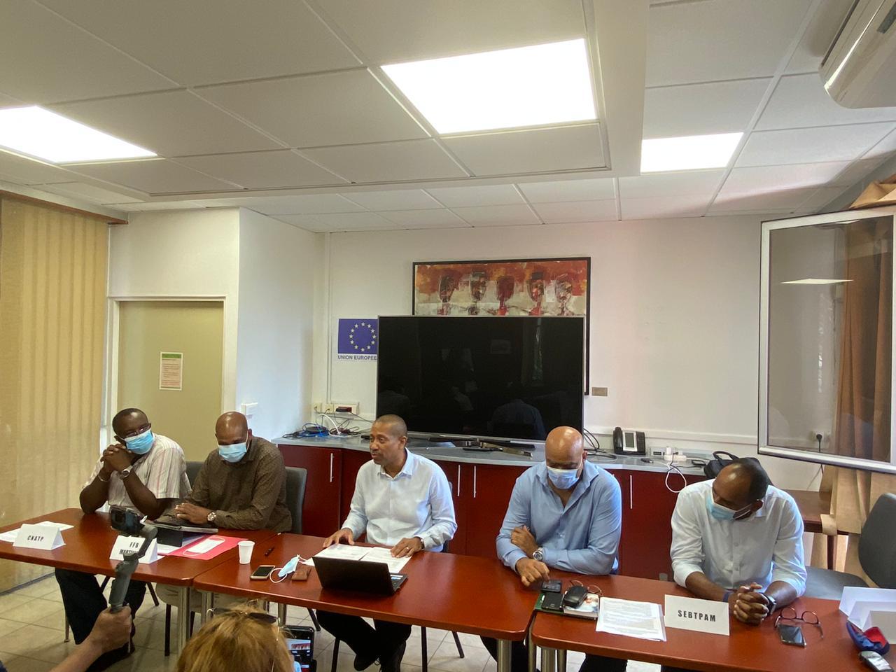 Ultimatum des syndicats pour relancer le BTP en Martinique
