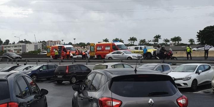 Accident de la route à Dillon : deux blessés légers