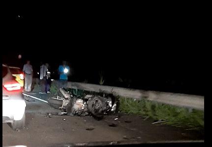 Un 11e motard perd la vie sur les routes de Martinique en 2020