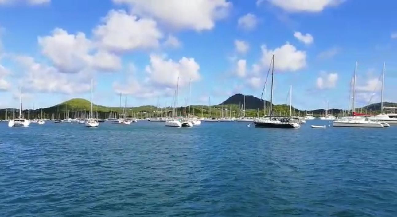 """[AUDIO] Nicolas Le Bianic : """"la baie du Marin est un ensemble cohérent qui intéresse à la fois la commune du Marin et celle de Sainte-Anne"""""""