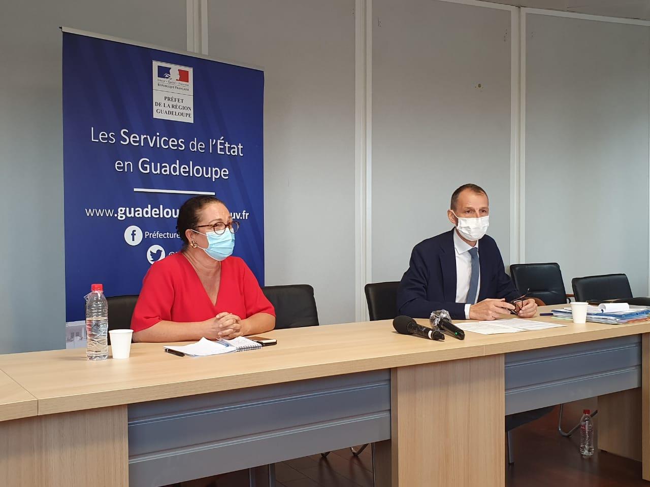 Covid : les autorités renforcent les mesures sanitaires