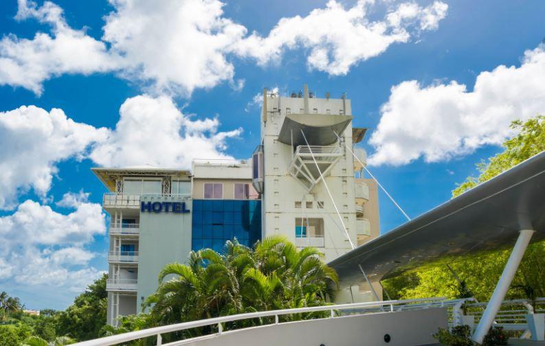 Premier jour de classe pour les étudiants de l'école hôtelière Vatel en Martinique