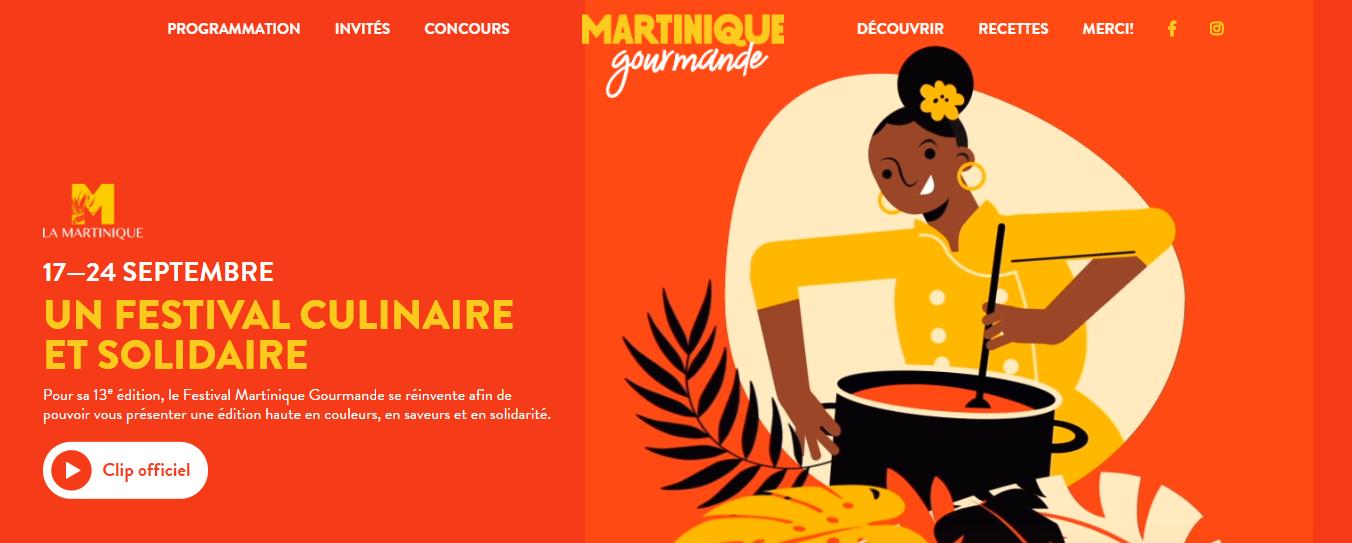 « Martinique Gourmande » : un festival délicieusement solidaire au Canada