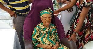 Décès de la doyenne Marthe Roussas à 113 ans