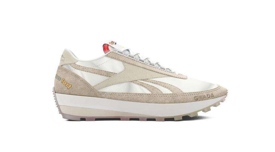 La légende de l'athlétisme Marie-José Pérec lance sa paire de sneakers