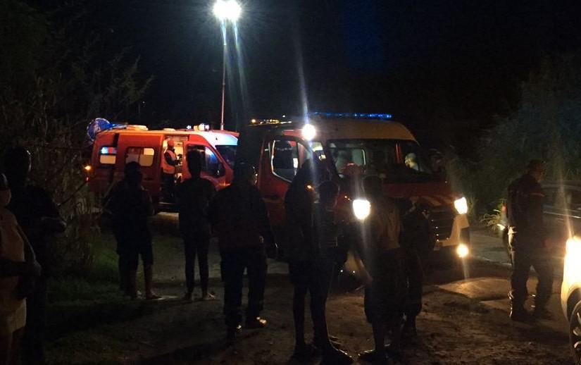 Deux ados blessés dans un accident de la route à Saint Pierre