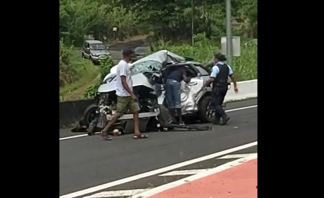 Accident mortel à Goyave : les circonstances du drame