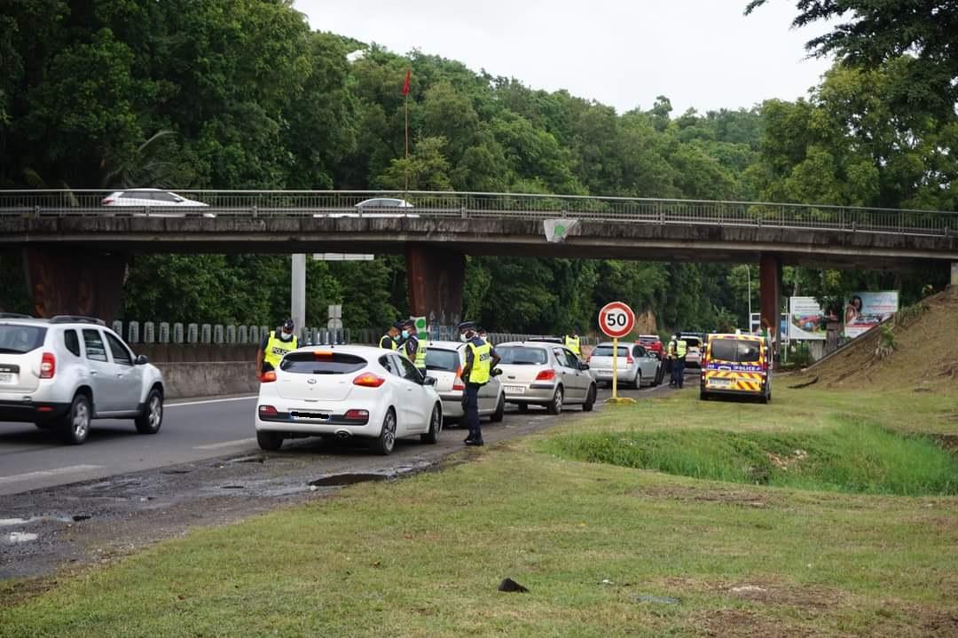 Plus de 70 infractions routières relevées en deux heures