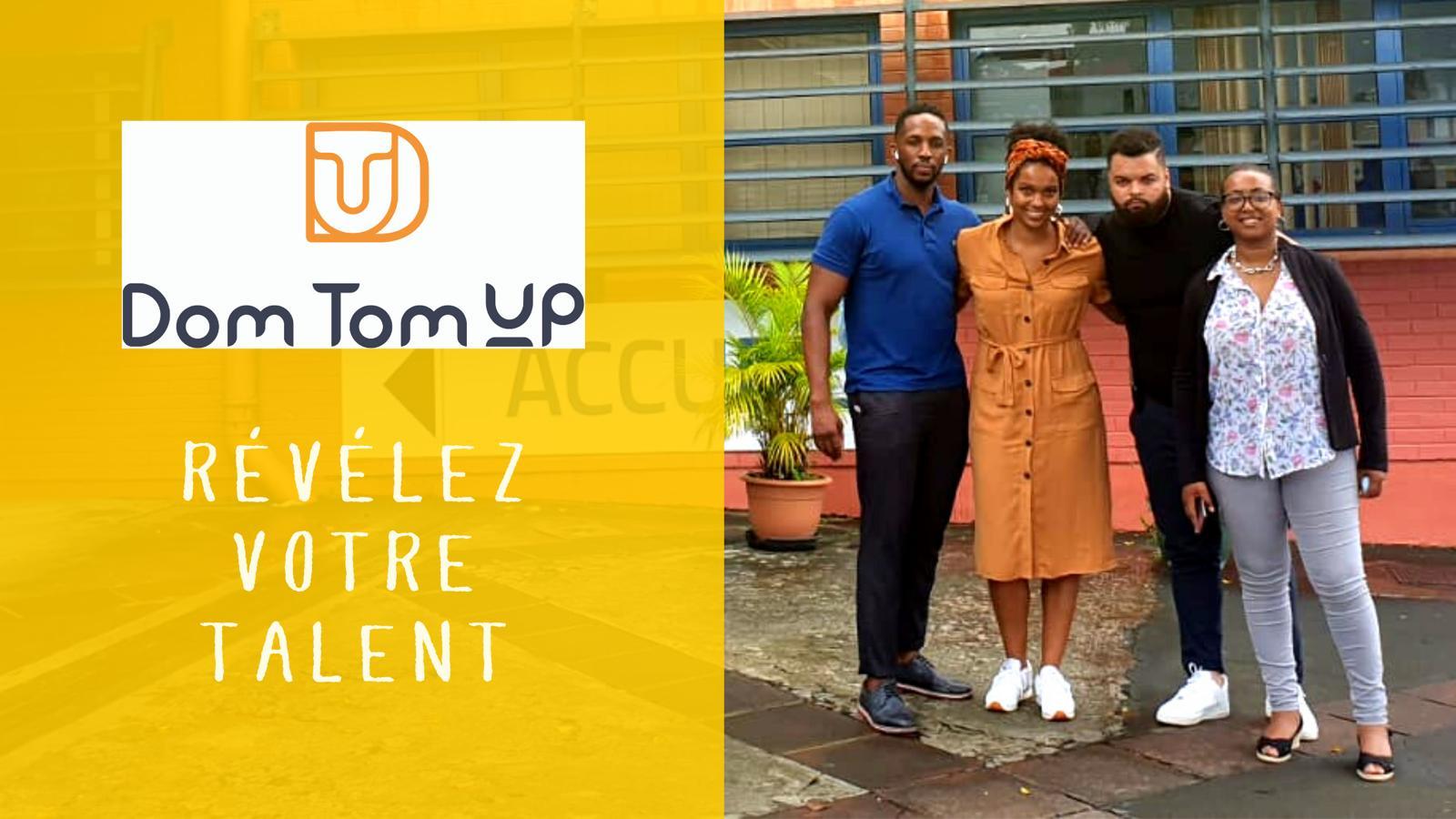 Dom-Tom Up : un réseau de formations innovantes créé par 4 jeunes antillais