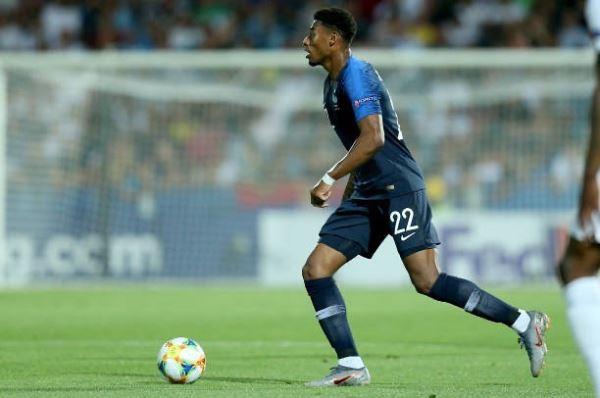 Le Martiniquais Jeff Reine-Adélaïde quitte l'Olympique Lyonnais