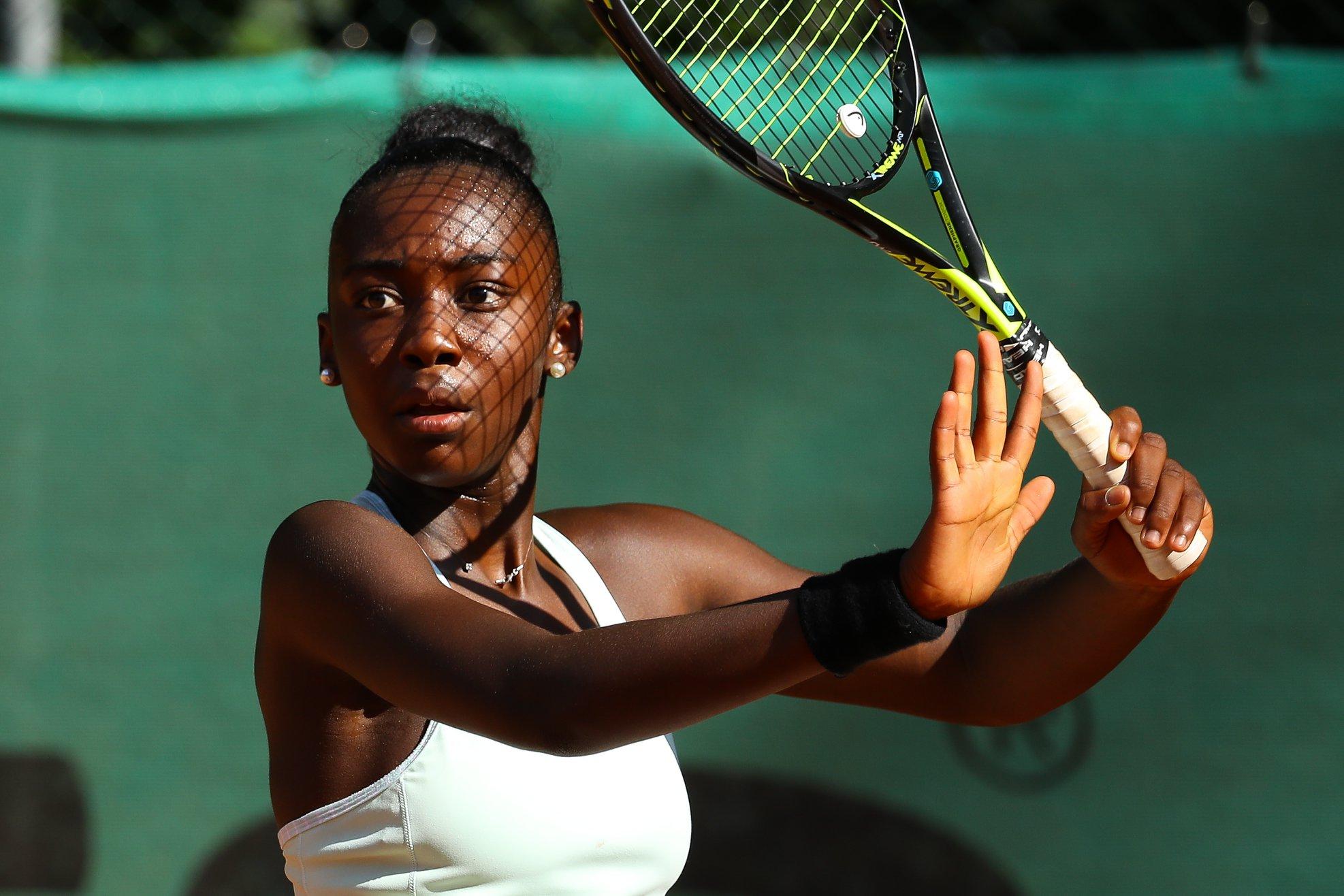 Roland Garros Junior : fin de parcours pour Océane Babel