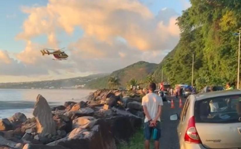 Accident mortel à Vieux-Fort : un gendarme mobile impliqué