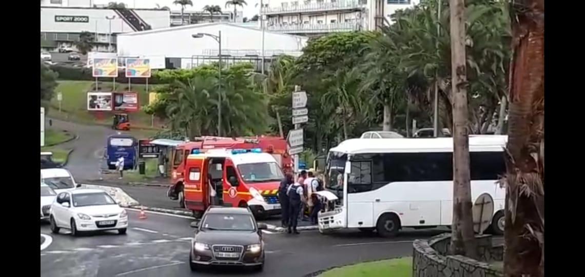 Un accident provoque de gros embouteillages ce matin