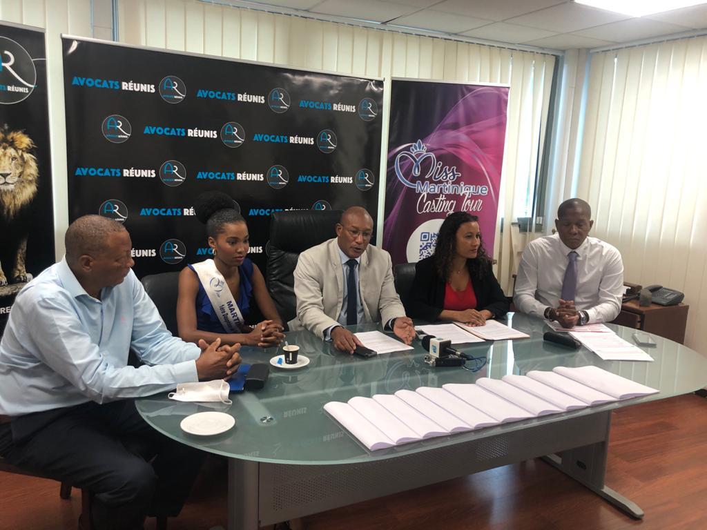 Le comité miss Martinique répond à Ambre Bozza et ses détracteurs