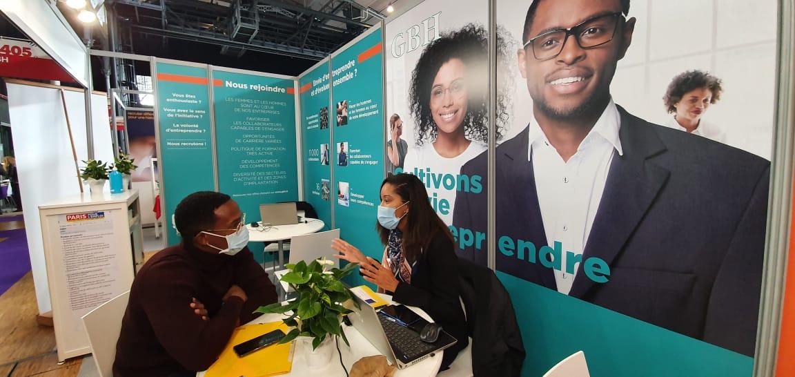 Les entreprises ultramarines recrutent au forum Paris pour l'emploi