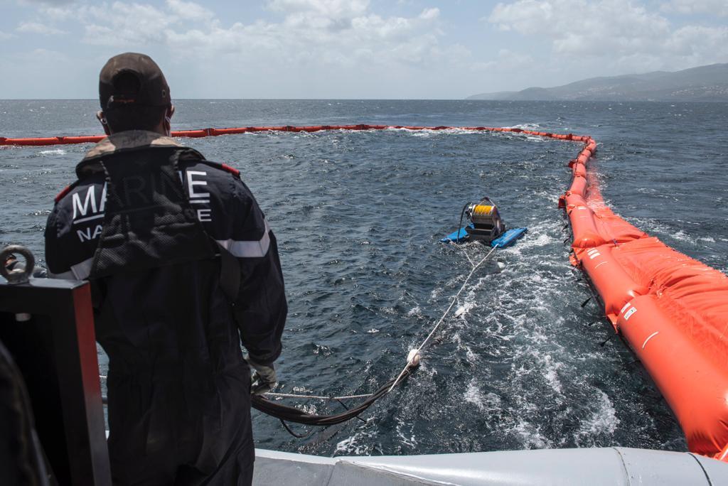 La Martinique est-elle prête à faire face à une pollution marine de grande envergure ?
