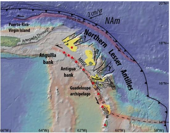 Granola : l'île dont faisaient partie St-Martin et St-Barth