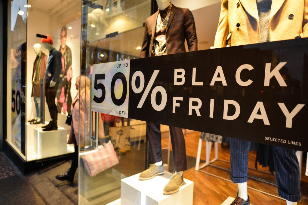 Le Black Friday aura lieu le 27 novembre 2020