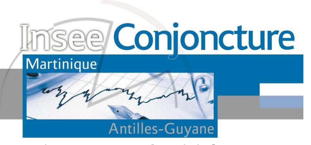 Impact de la crise sanitaire sur l'économie de la Martinique