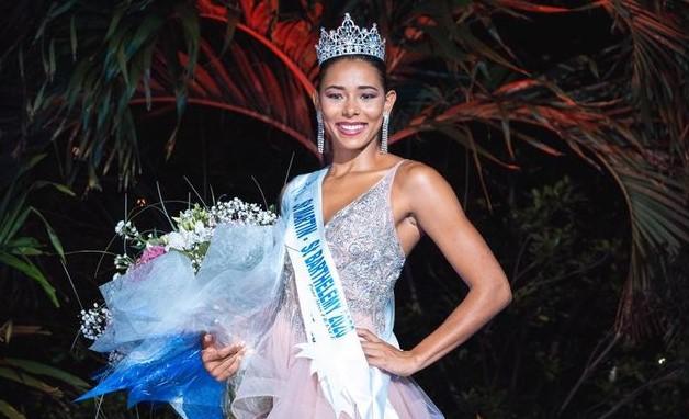 Miss France 2021 : Naïma Dessout, Miss Saint-Martin/Saint-Barthélemy disqualifiée
