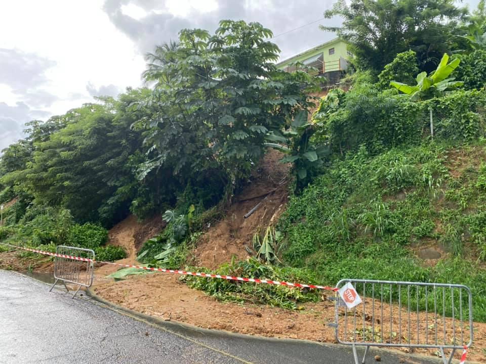 L'arrêté de catastrophe naturelle reconnaissant les glissements de terrain du mois de novembre a été publié