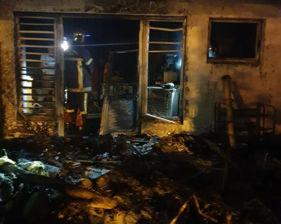 Un incendie détruit le rez-de-chaussée d'une résidence à Baie-Mahault