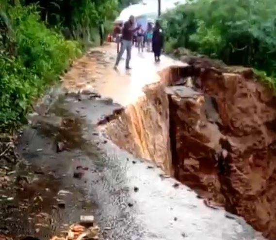 La Jamaïque durement touchée par le passage d'ETA