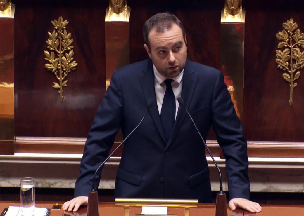 Eau : Sébastien Lecornu demande des garanties aux élus