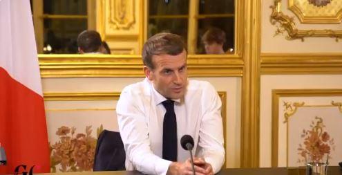 Emmanuel Macron souhaite une réouverture des clubs sportifs pour les enfants et les adolescents